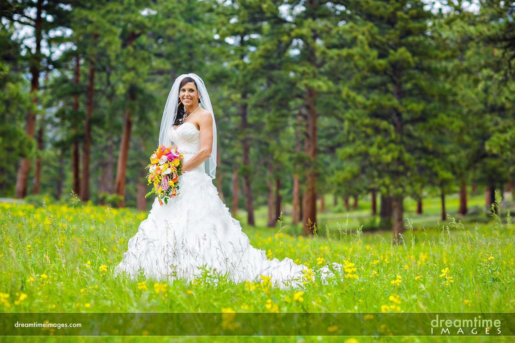 Della terra wedding estes park co kelli bob