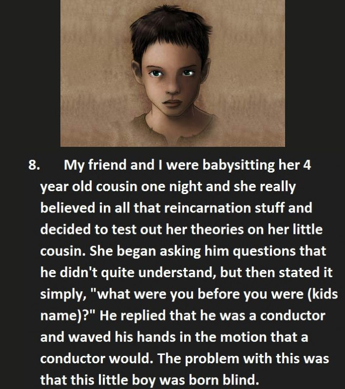 15 Creepy Things Babysitters Heard From Kids Paranormal
