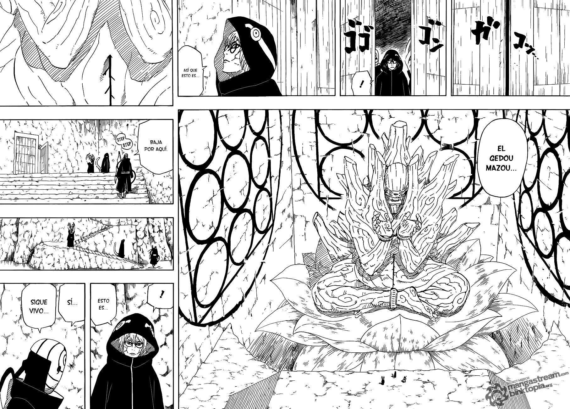 Naruto Manga 512 Español Online Hd Descargar Gratis Naruto Manga Los Chicos Del Barrio