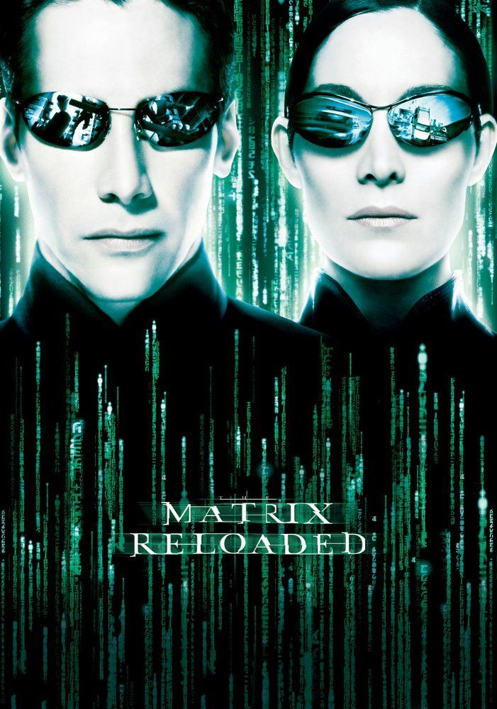 Pin By Sky On The Matrix Posters Matrix Reloaded Keanu Reeves Matrix