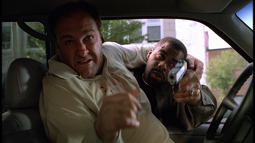 tony soprano a man we If this means anything, perhaps it means that we knew tony as the magic man  the pivot point, this episode, is the selection: don't stop.
