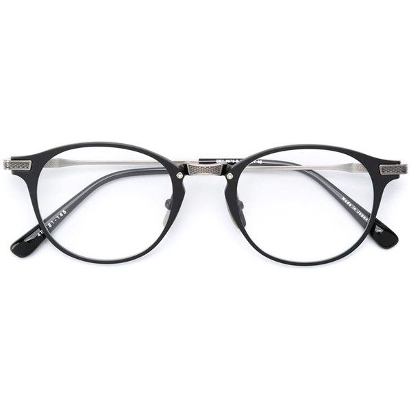 dd7093a2b196 Men s Designer Glasses Frames 2016 - Farfetch ❤ liked on Polyvore featuring  men s fashion