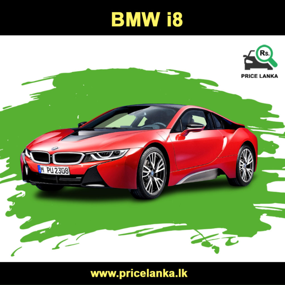 Bmw I8 Price In Sri Lanka Bmw I8 Bmw Bmw Car Price
