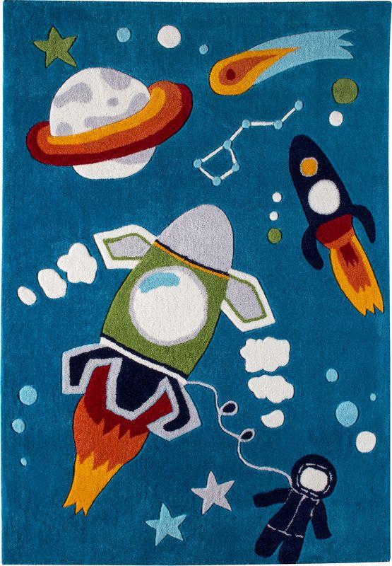 Elegant Andiamo Kinder Teppich Weltraum bei tepgo kaufen Versandkostenfrei