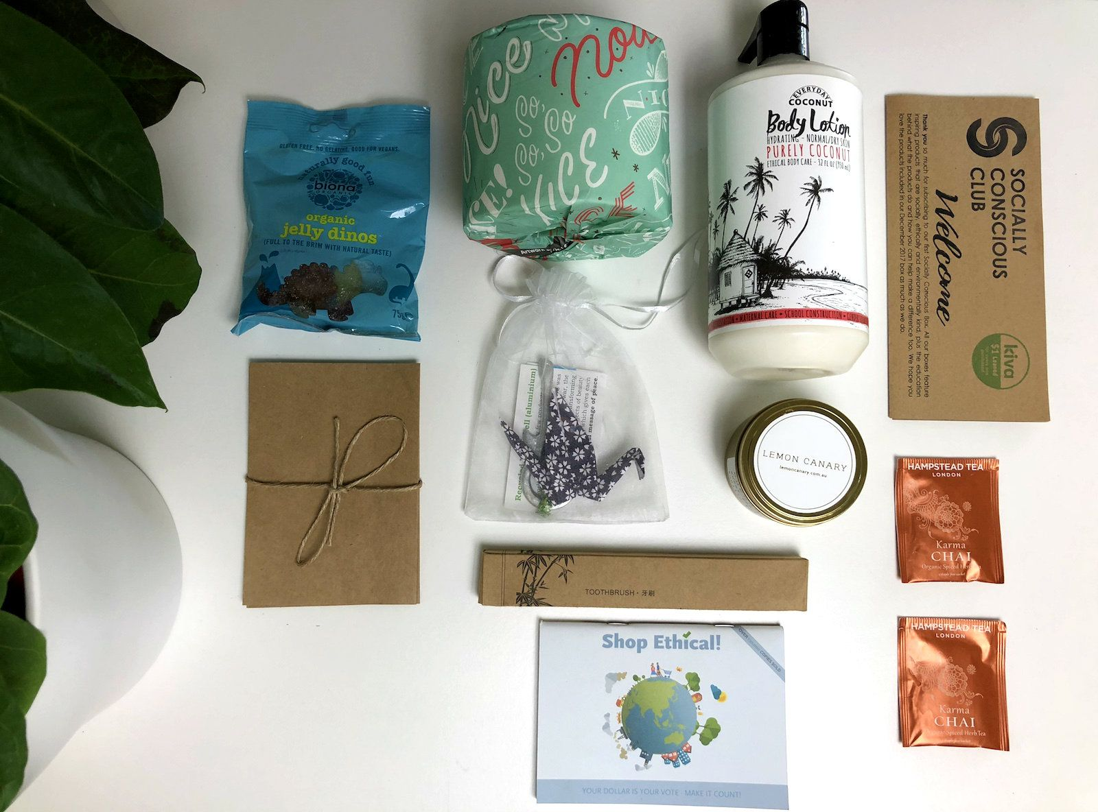 Eco Product Review Socially Conscious Club's Ethical