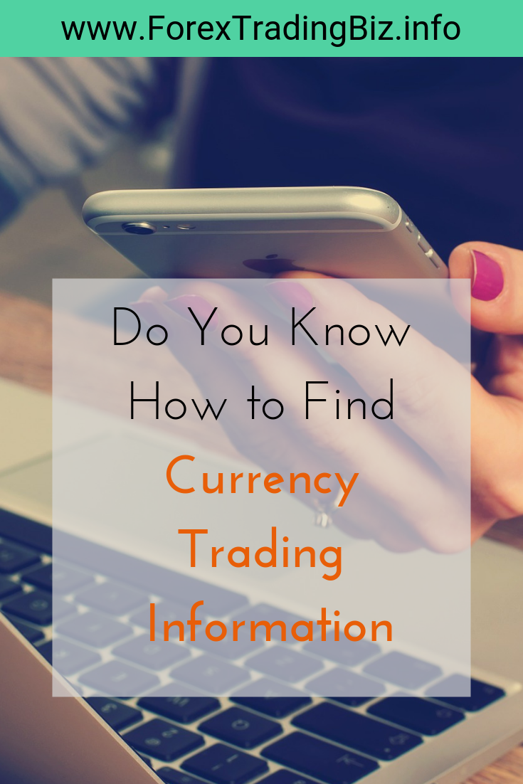Being Successful Traders Require Currency Trading Information To Keep Update On Recent Situation Of Forex How Find The