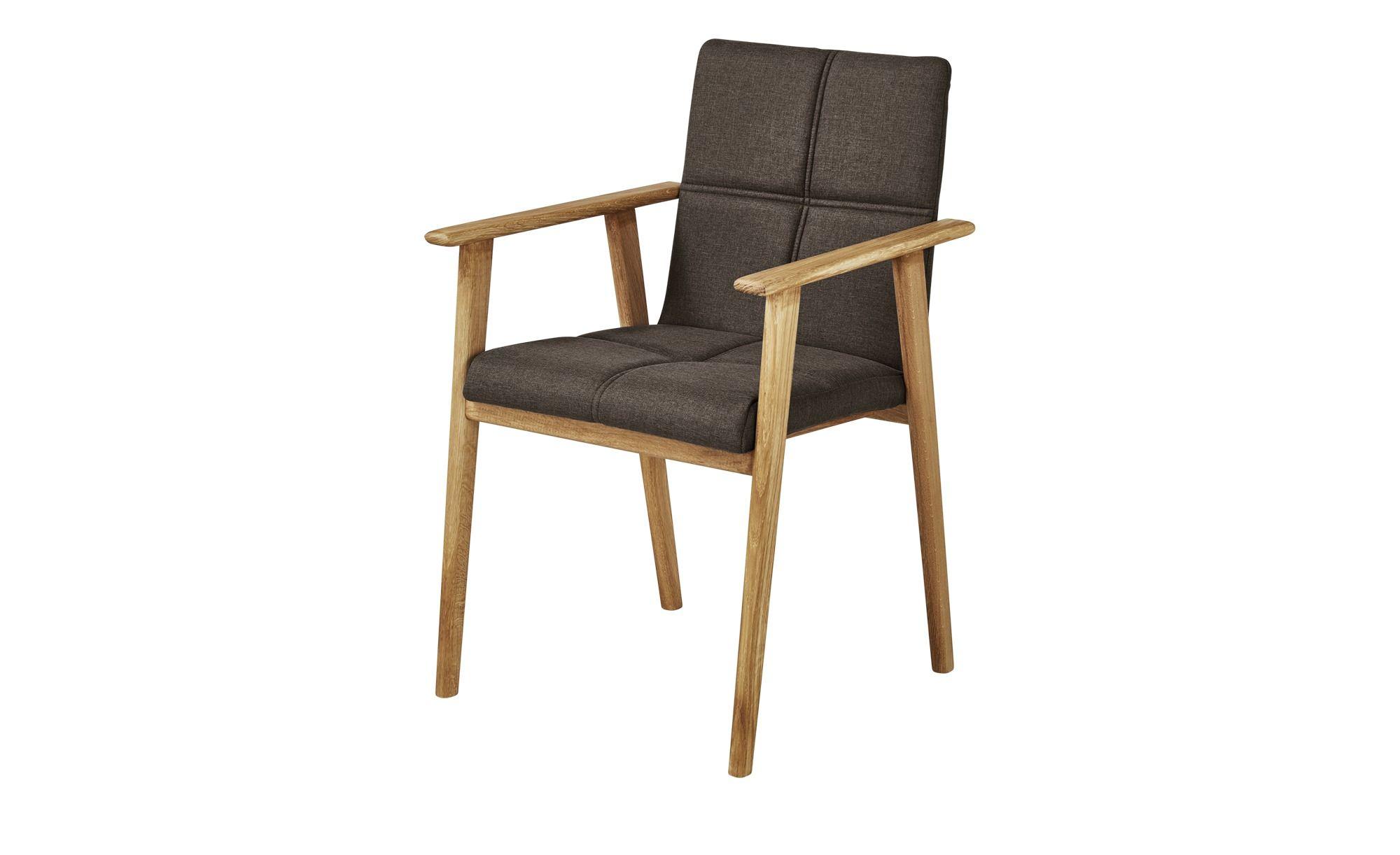Entzückend Küchenstühle Mit Armlehne Dekoration Von Woodford Polsterstuhl Anni-al Stühle > Esszimmerstühle >