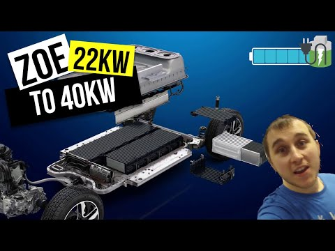 Renault Zoe Battery Upgrade 22kw To 40kw Pro S And Cons Part 1 2 Youtube Renault Zoe Renault Zoe