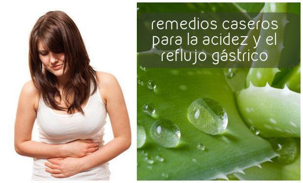 remedios caseros para el reflujo gastroesofagico