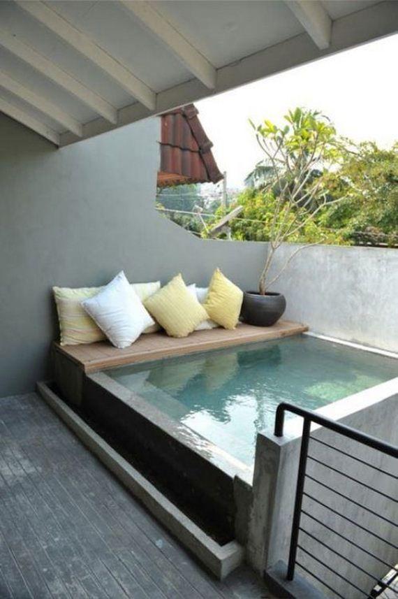 Perfekt Kleine Pools Zum Verlieben | Sweet Home