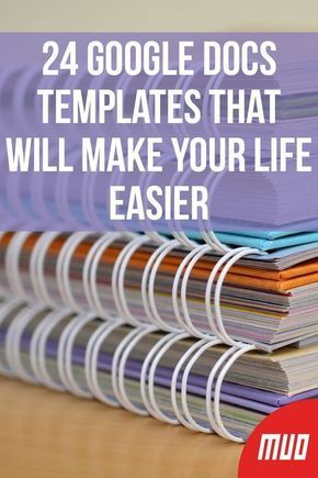 24 Google Docs Templates You're Going to Love