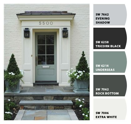Paint colors from Chip It! by Sherwin-Williams | home | Pinterest ...