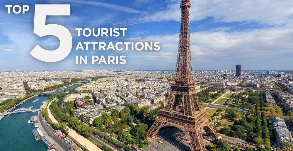 top 5 tourist attractions in paris france anexa creancy
