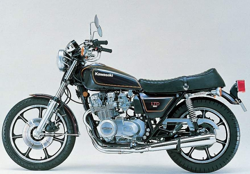 Z 650LTD, 1979