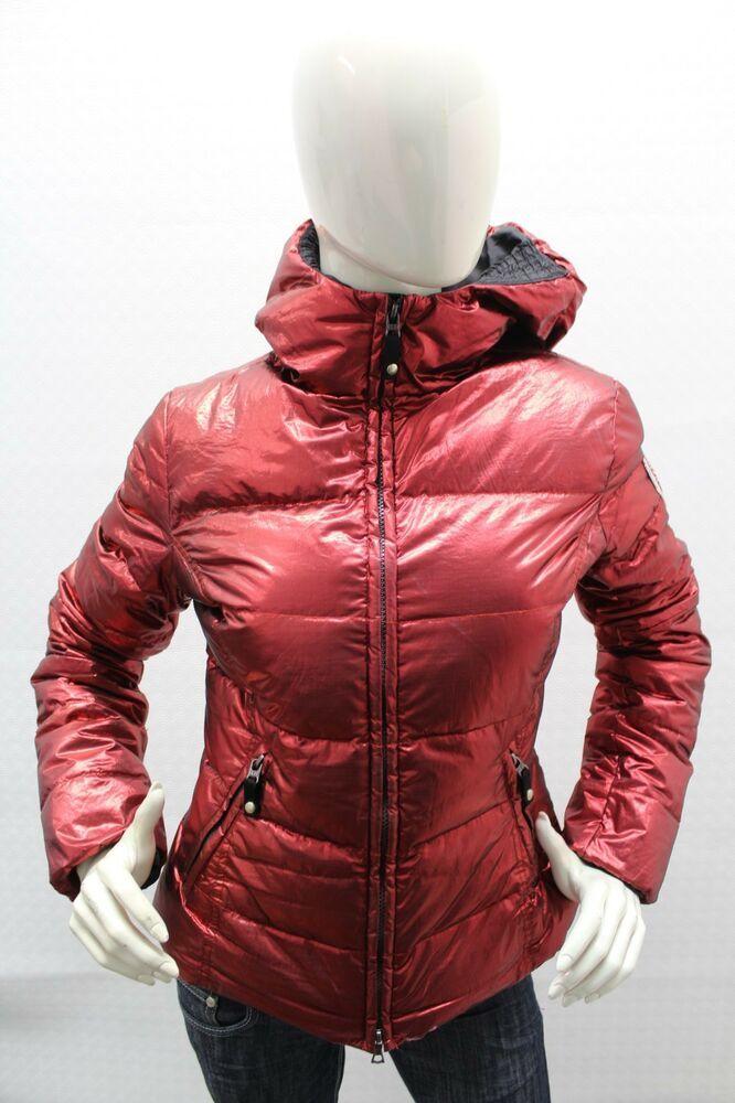 low priced 86e40 7d226 Dettagli su Giubbino KEJO Donna Giubbotto Piumino Jacket ...