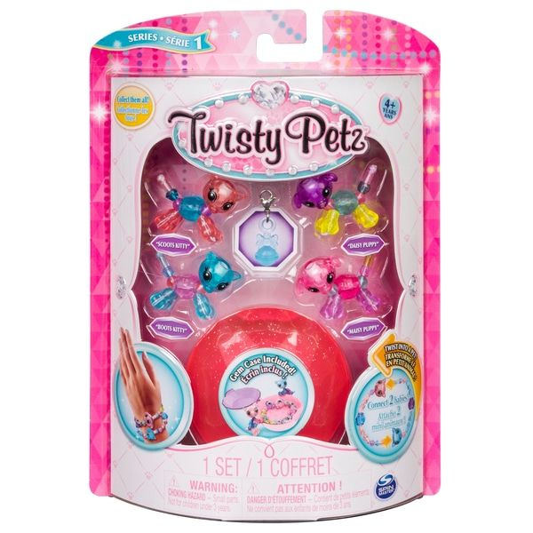 e2a5e9551bd Superb Twisty Petz Babies Four Pack - Assortment Now At Smyths Toys UK! Buy  Online Or Collect At Your Local Smyths Store! We Stock A Great Range Of  Twisty ...
