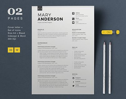 Check out new work on my @Behance portfolio \ - check my resume