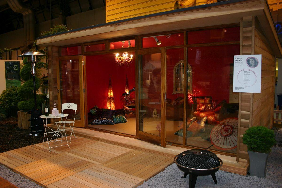 Garden Room Interior Design Ideas | Unbelievable, beautiful garden ...