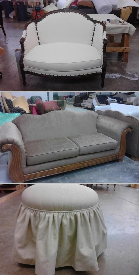 Let The Professional Patio Furniture Refinishers Of Midway Upholstery Handle Your Refinishing Needs They Also Provide Quality
