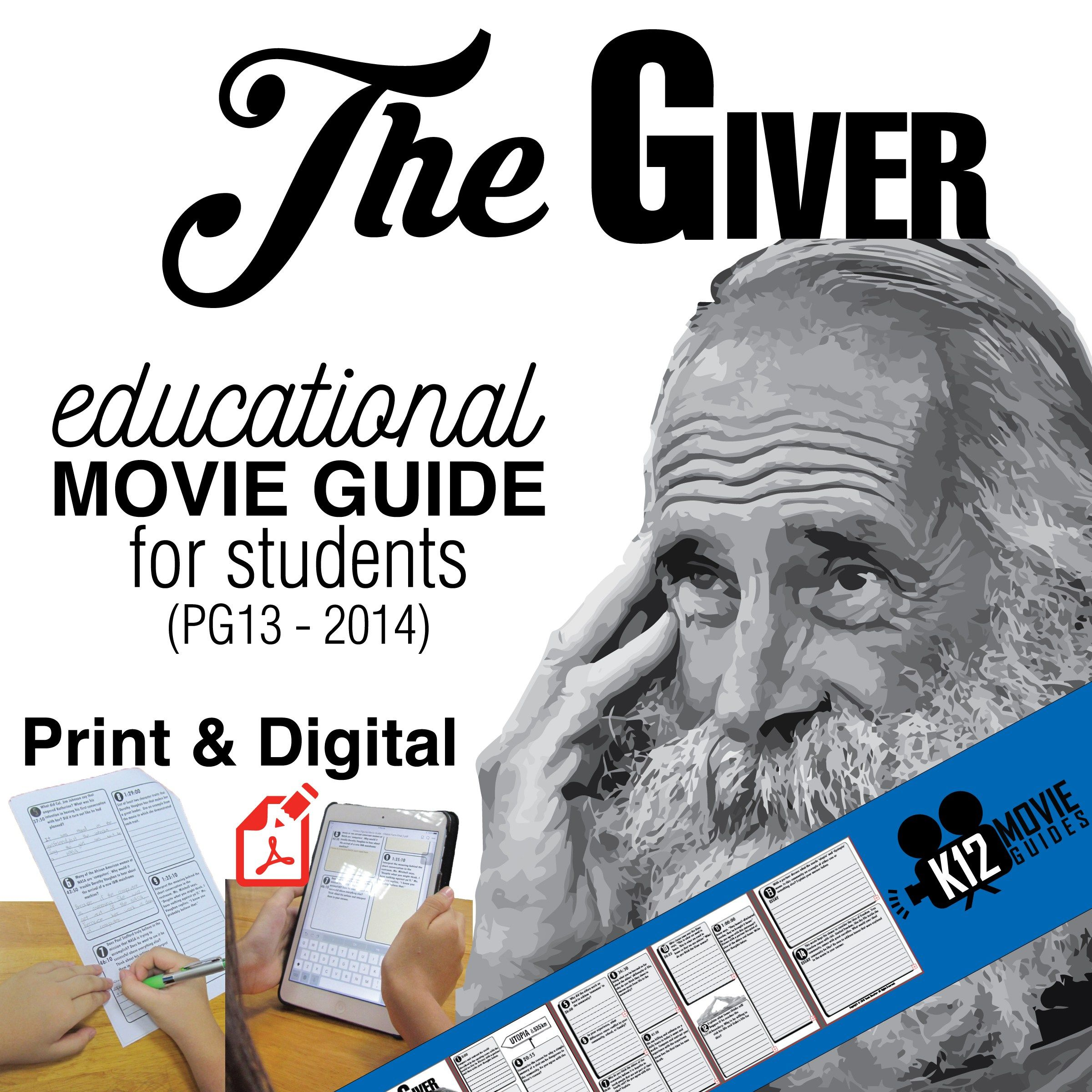 The Giver Movie Guide