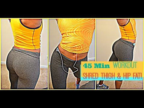 The BEST 45MIN Hamstring&HIP Workout for WOMEN! I HangTight with MarC