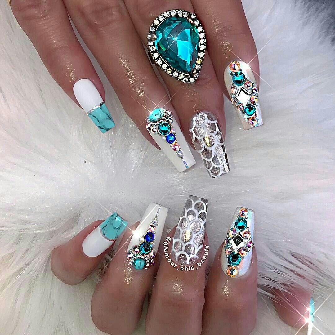 Iiiannaiii Hair Makeup And Nails Pinterest Nail Nail Nail