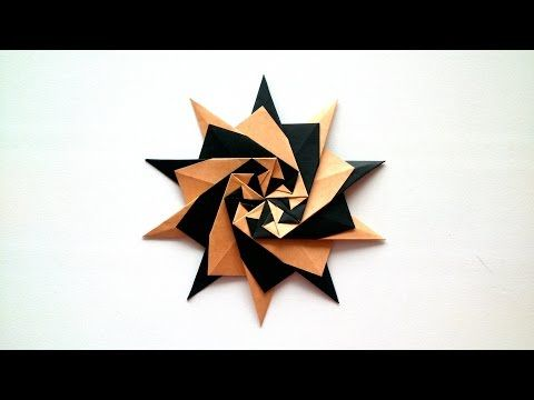 Photo of Origami Star (Francesco Mancini). Tutorial.