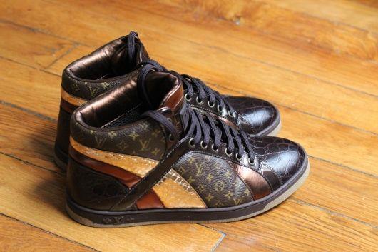 Sneakers : Louis Vuitton (winter 2011/12)