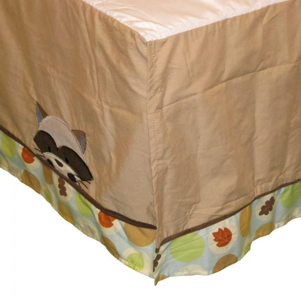 Forest Friends 4 Piece Baby Crib Bedding Set by Carters - Alt Image 3 - carc400bed - Type 1