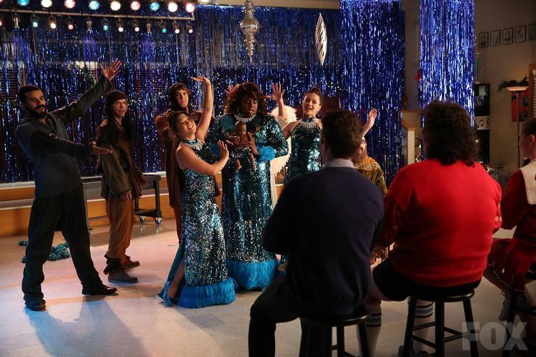glee previously unaired christmas - Glee Previously Unaired Christmas