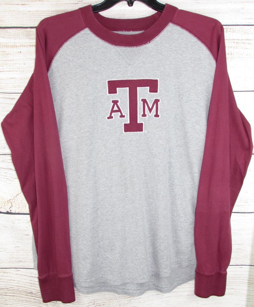 newest d18a6 53c01 Texas A&M TAMU mens womens 2X Baseball Softball Jersey Shirt ...