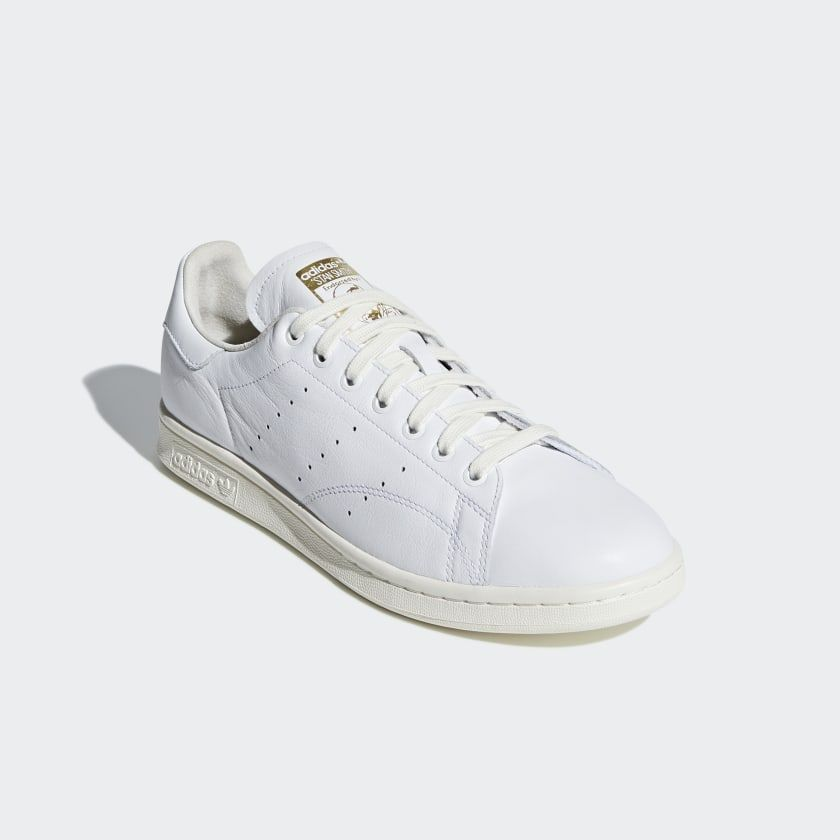 Stan Smith Shoes Cloud White Off White Collegiate Green