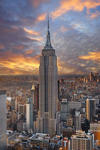 empire state building its name is derived from the. Black Bedroom Furniture Sets. Home Design Ideas