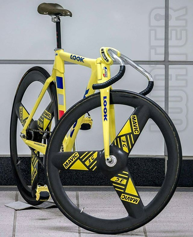 Repost From W Water Look Kg 396 Pista Mavic Pista Group Set