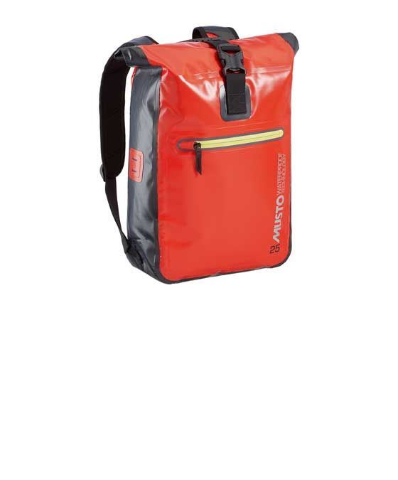 MUSTO  Evolution Waterproof 25L Backpack AE0360  £90. Fully waterproof  construction with roll f259803dd5649