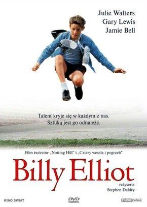 Billy Elliot Poster Capa Cartaz Oficial 1 Cartaz De