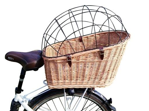 Kosz Koszyk Wiklinowy Na Rower Psa Kota Bagaznik 7903495930 Oficjalne Archiwum Allegro Baby Strollers Stroller