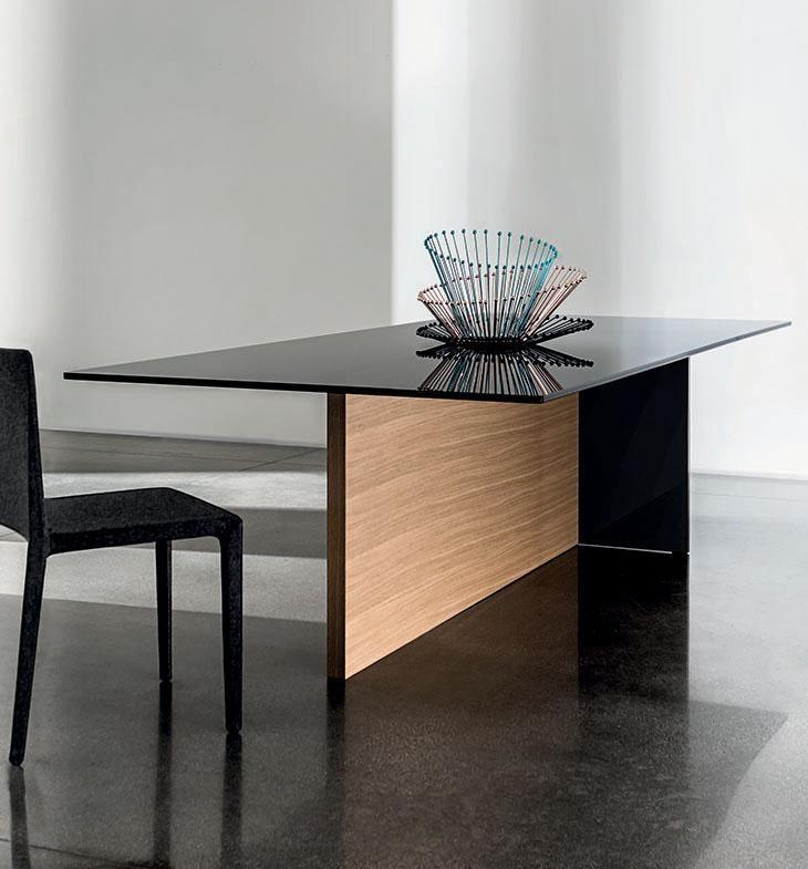 Tavolo Cristallo In Vetro.Glass Dining Tables Contemporary Tables Sovet Tavolo Da