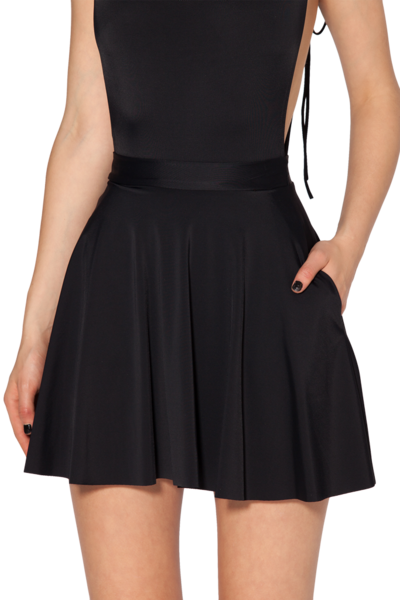 The Awesome Pocket Skater Skirt 65 70 Style Statement
