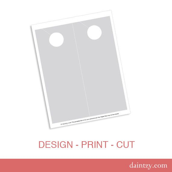 Drinking Straw Flag Printable Template  Diy Make Your Own Party