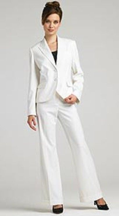 Winter Wedding Suits For Women Ask Hilary White Wedding Suits And