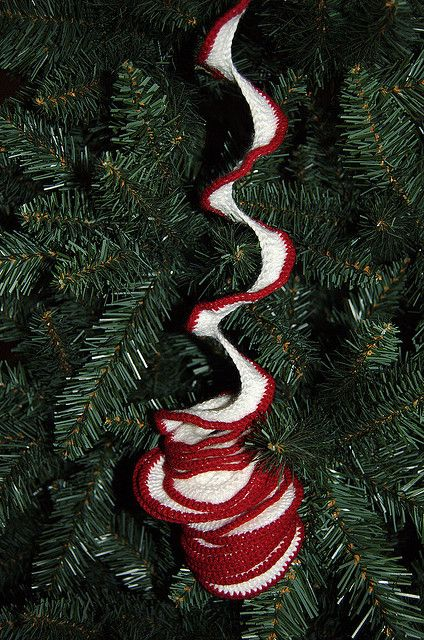 Get Crafting Easy Crochet Christmas Garland All Things Crochet