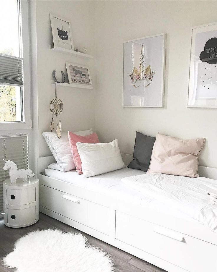 ✔51 free inspiring small teen bedroom ideas you will love 27 » agilshome.com