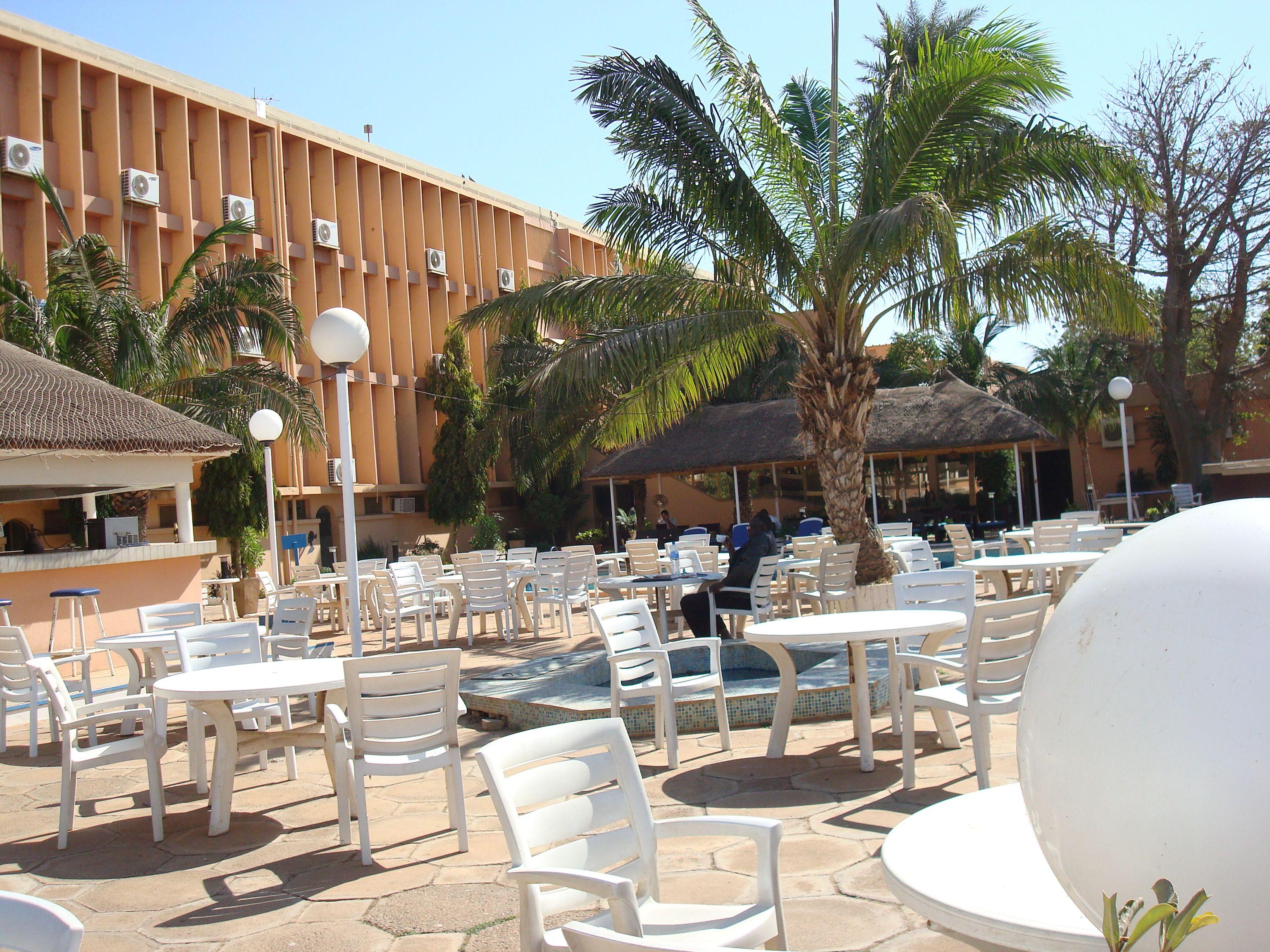 niamey grand hotel