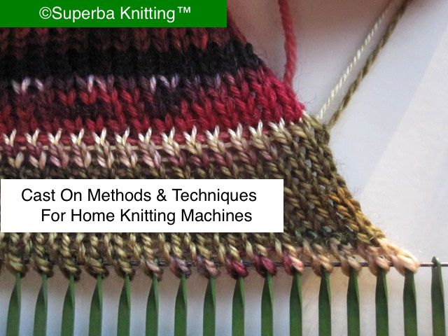 Patrick Madden\'s Superba Knitting™_ great source for all things ...