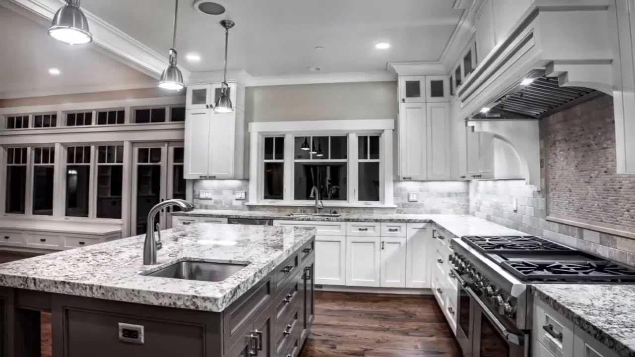 Gray kitchen ideas. House Kitchen Design. 24 Latest Home