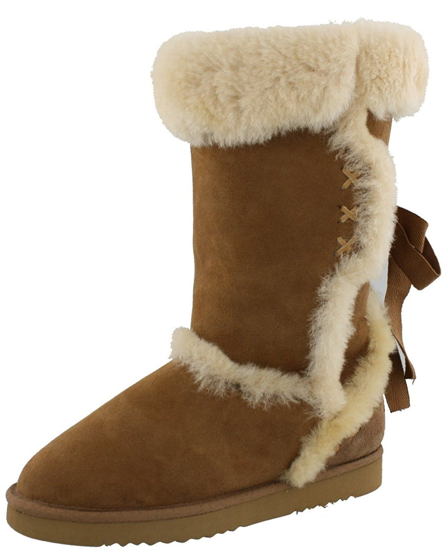 8be2f4db191 LAMO Big Bear II Women's Genuine Sheepskin Boots *** More info could ...