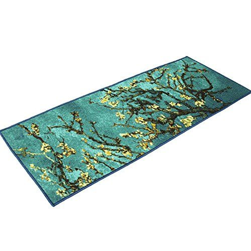 JACKSON Home and Kitchen Rugs Washable Door Mat Non Slip ...