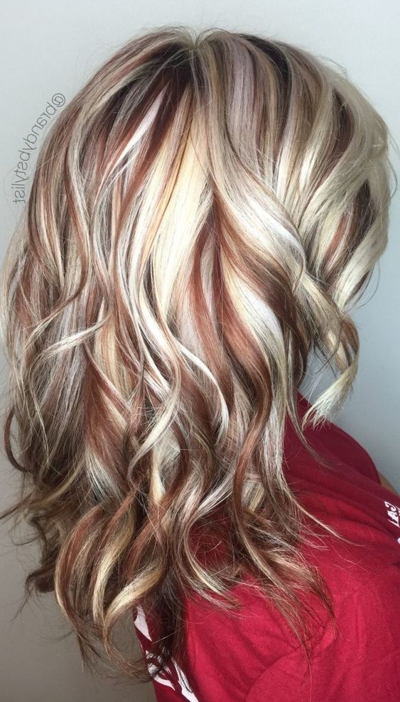 #blonde #colour #Hair #Inspirations #Latest #Trends Check more at http://fashion.aepx.net/34 ...