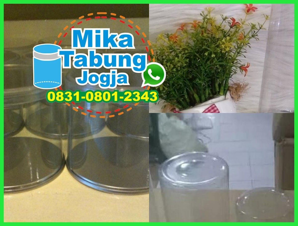 Mika Souvenir Murah Surabaya Tabung Mika Cupcake Mika Tabung Cara